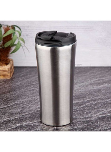 Tohana Tohana THN74587 Inox Paslanmaz Çelik Mug 450 ml Termos Bardak Renkli